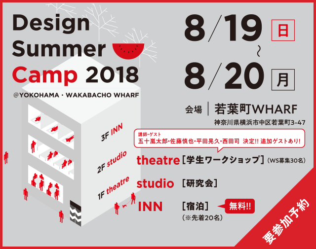 Design Summer Camp 2018